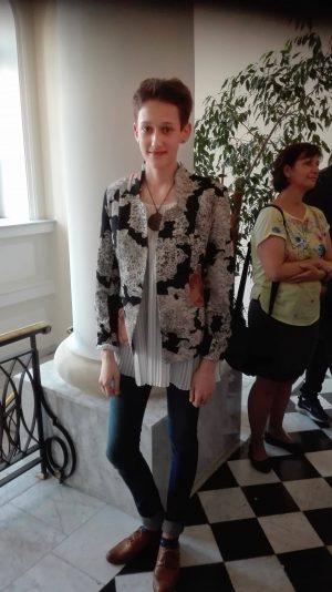 Olga Żyminkowska, laureatka Imiejsca XXX edycji OF