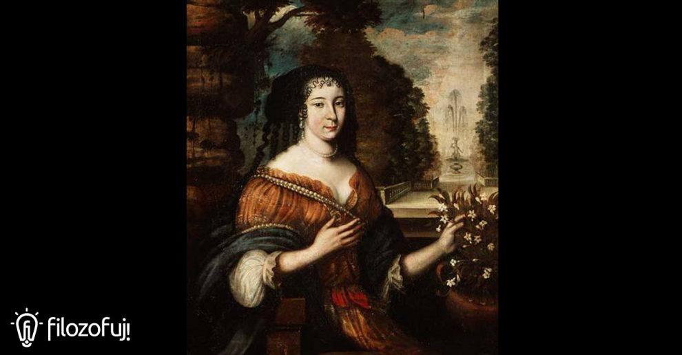 portret mademoiselle de scudery