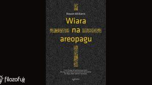 """okładka książki """"Wiara na areopagu"""""""