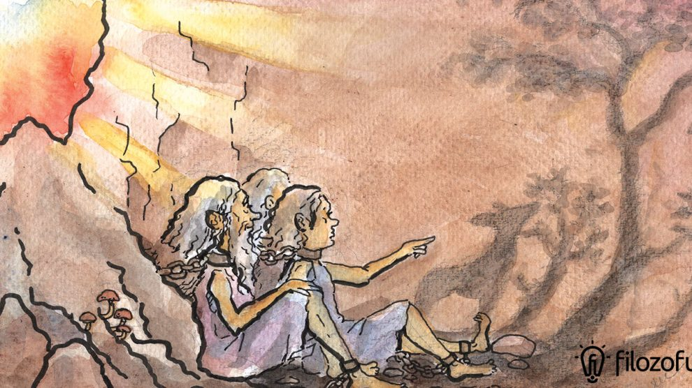 Platon jaskinia