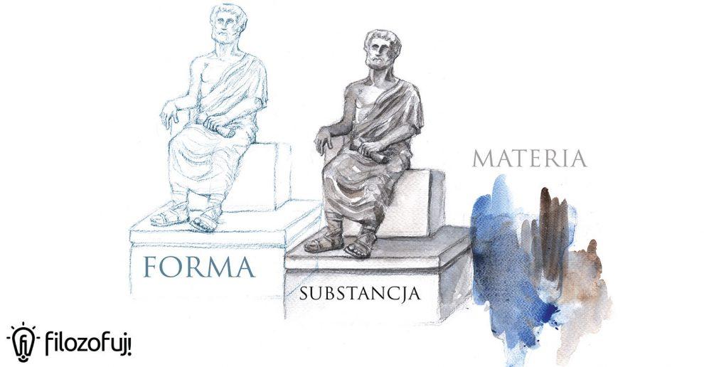 Arystoteles forma materia substancja