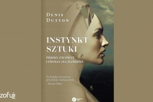 Denis Dutton Instynkt sztuki okładka książki