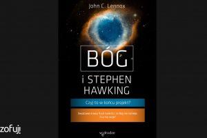 Bóg i Stephen Hawking okładka książki