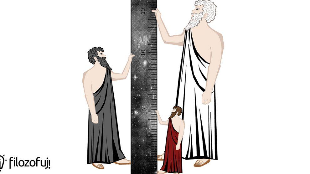 Platon Protagoras człowiek miarą wszystkich rzeczy
