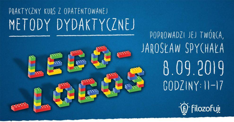 warsztaty kurs lego logos