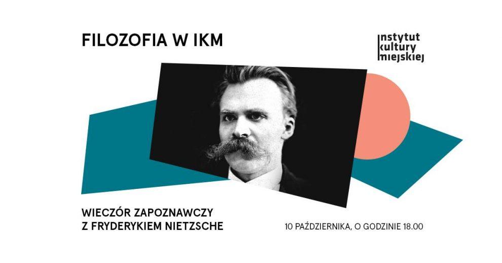 Nietzsche spotkanie w IKM Dolewski
