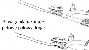 mem o dylemacie wagonika